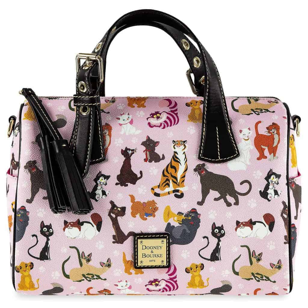 Disney Dooney and Bourke Cats Satchel 2019