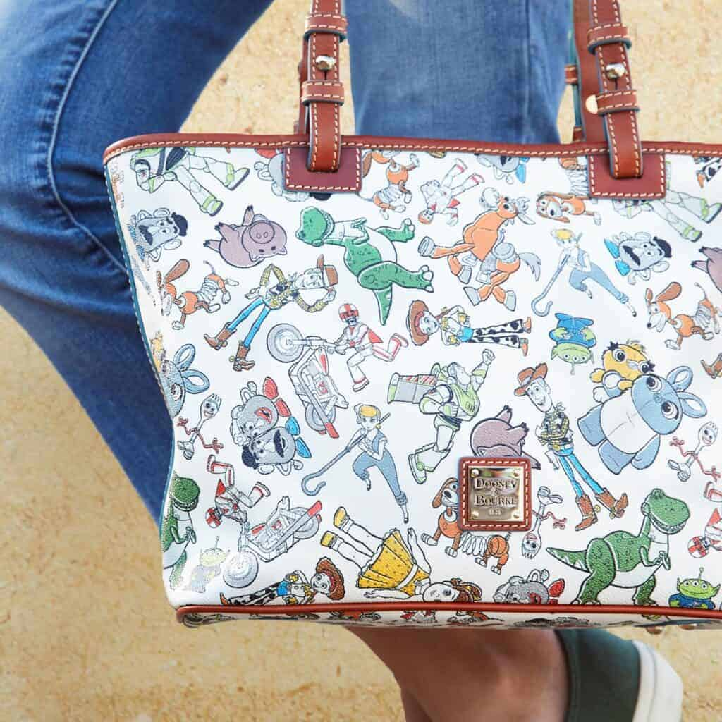 Disney Dooney And Bourke Toy Story Collection