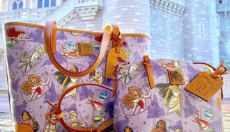 Disney Princess Half Marathon Dooney & Bourke
