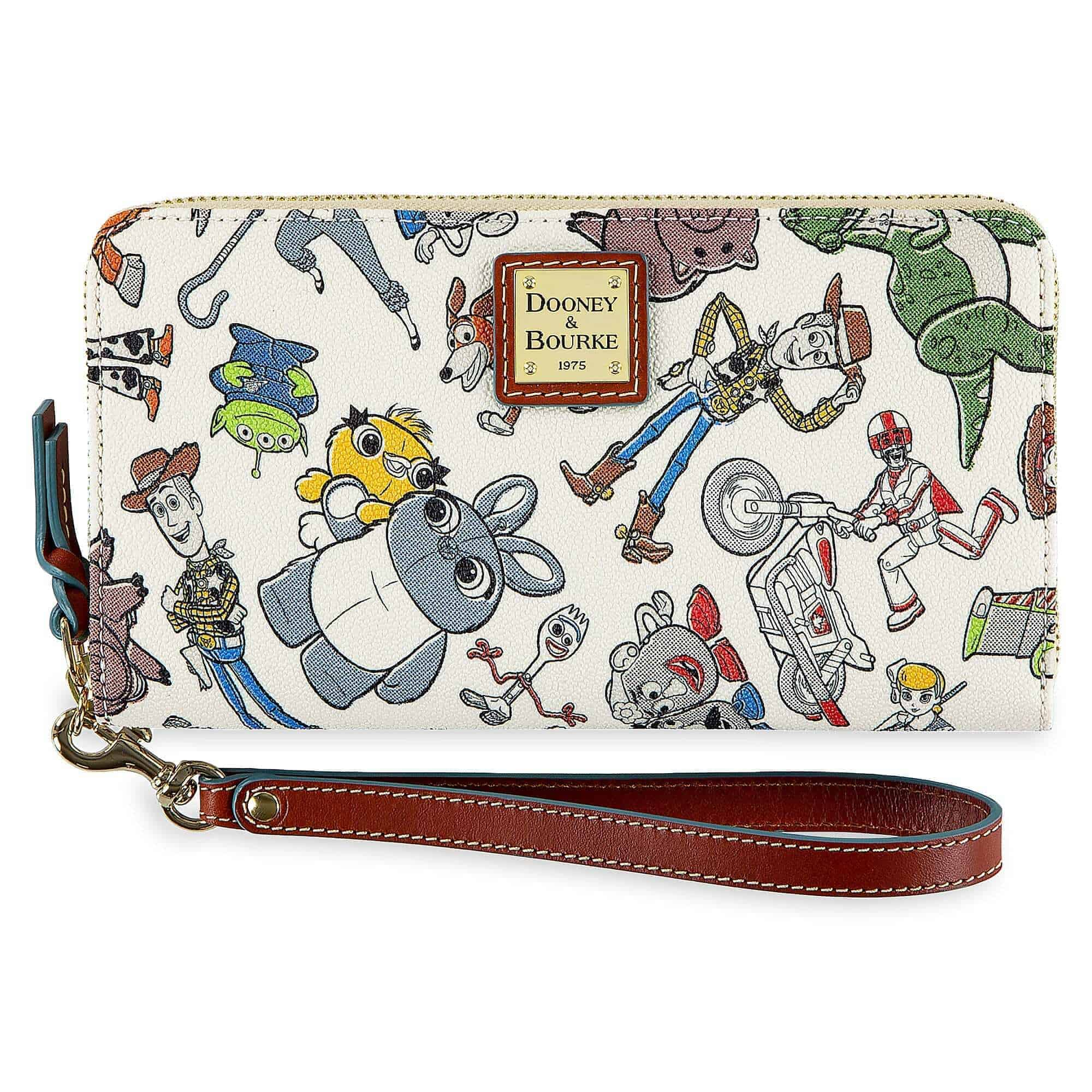 Dooney & Bourke Toy Story Wallet