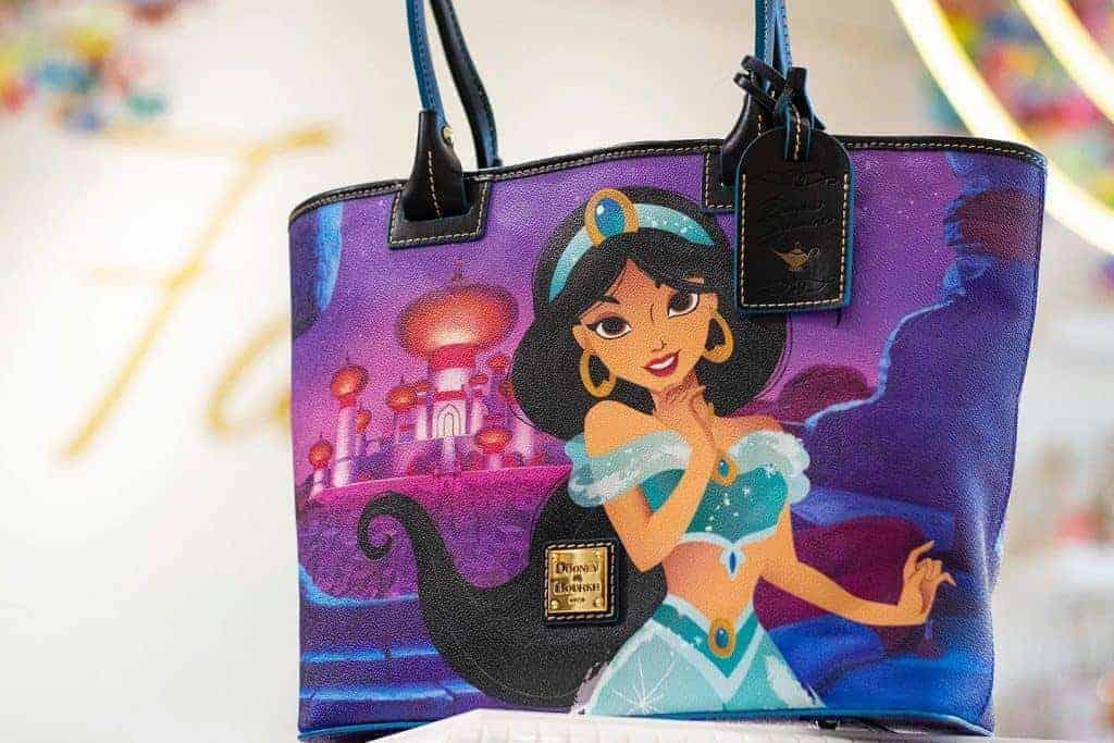 Princess Jasmine Tote by Disney Dooney & Bourke