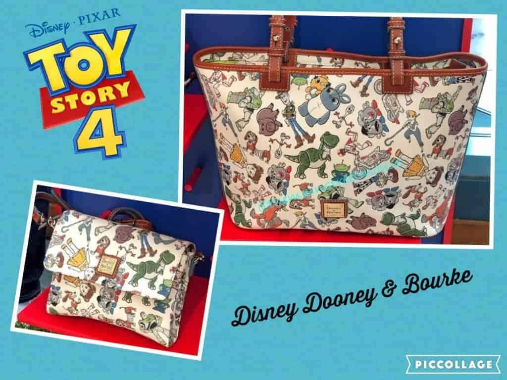Disney Dooney & Bourke Toy Story 4 Collection
