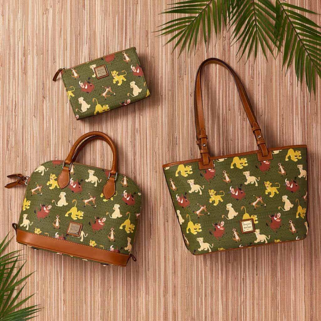 Lion King Disney Dooney & Bourke Collection