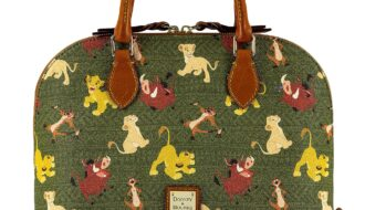 Lion King Disney Dooney & Bourke Satchel