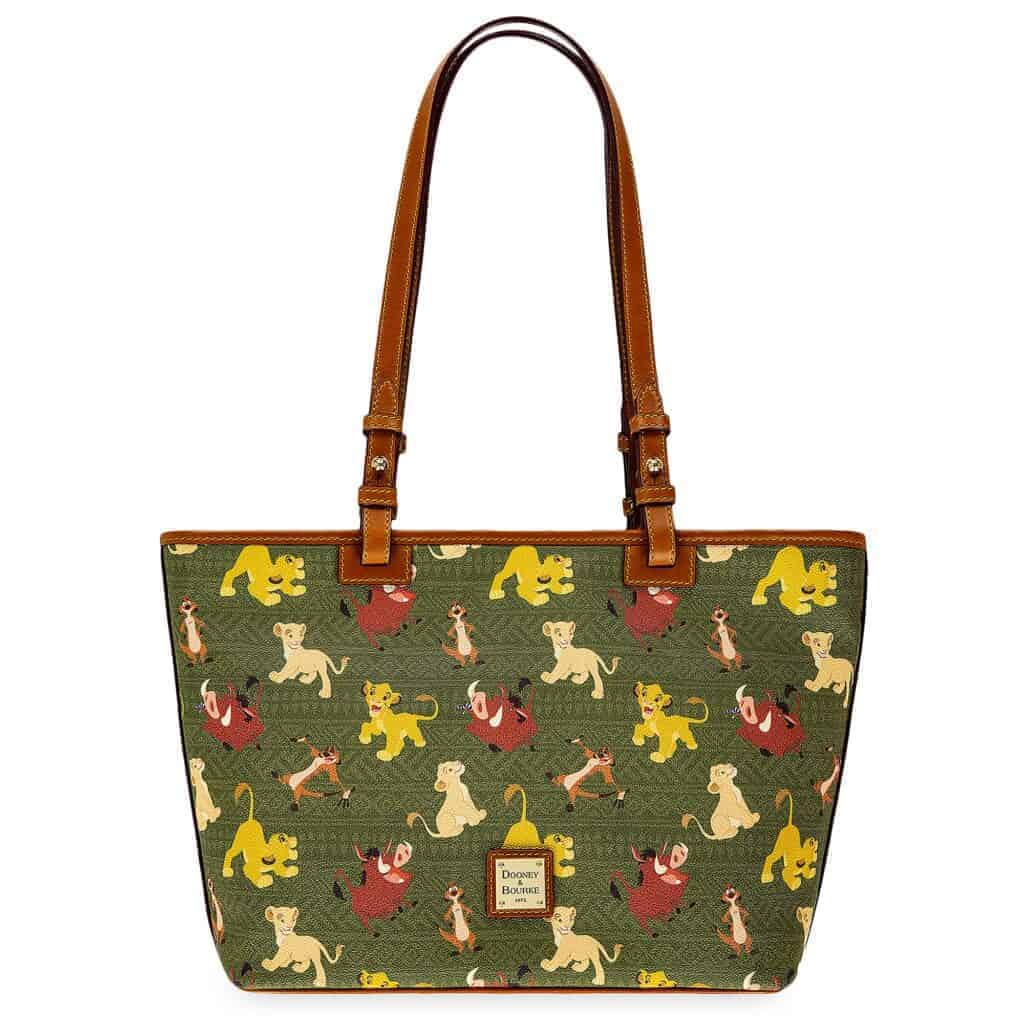 Lion King Disney Dooney & Bourke Tote
