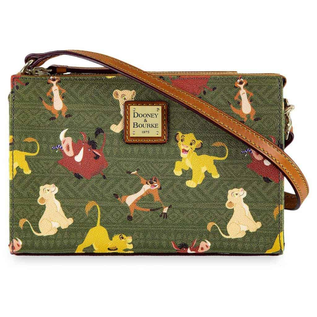 Lion King Disney Dooney And Bourke Crossbody