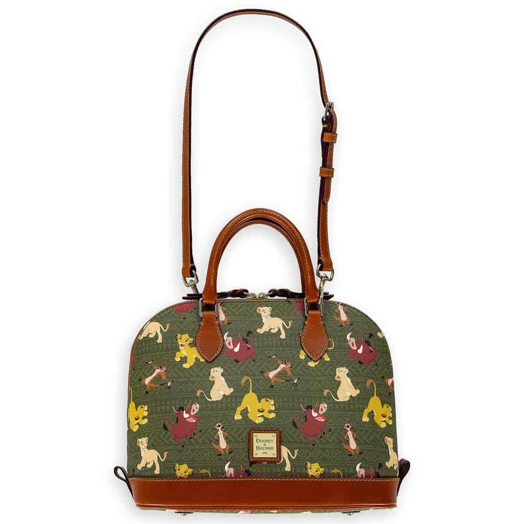 Lion King Satchel (strap)