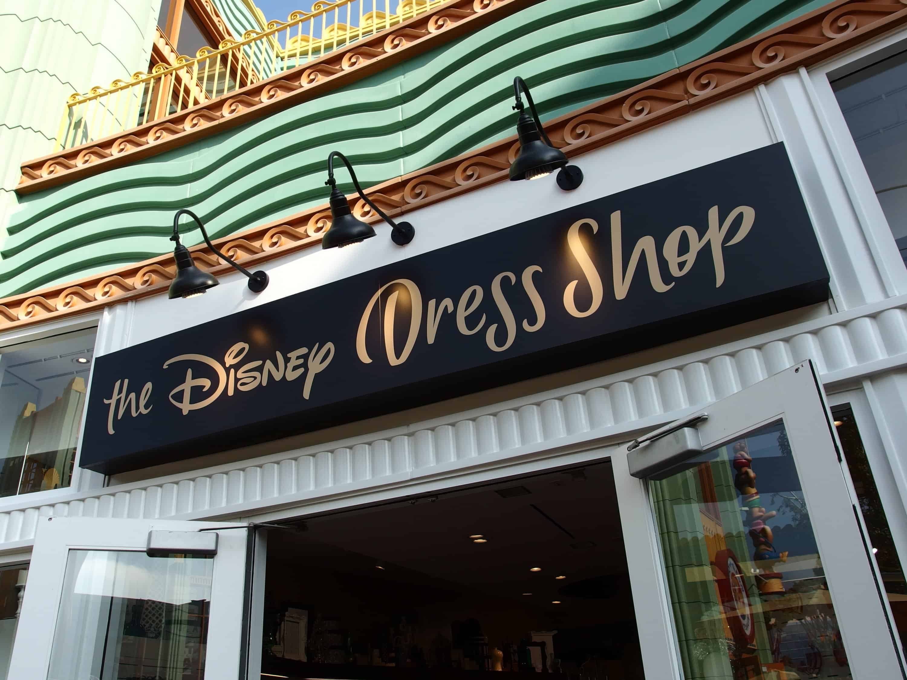 The Disney Dress Shop