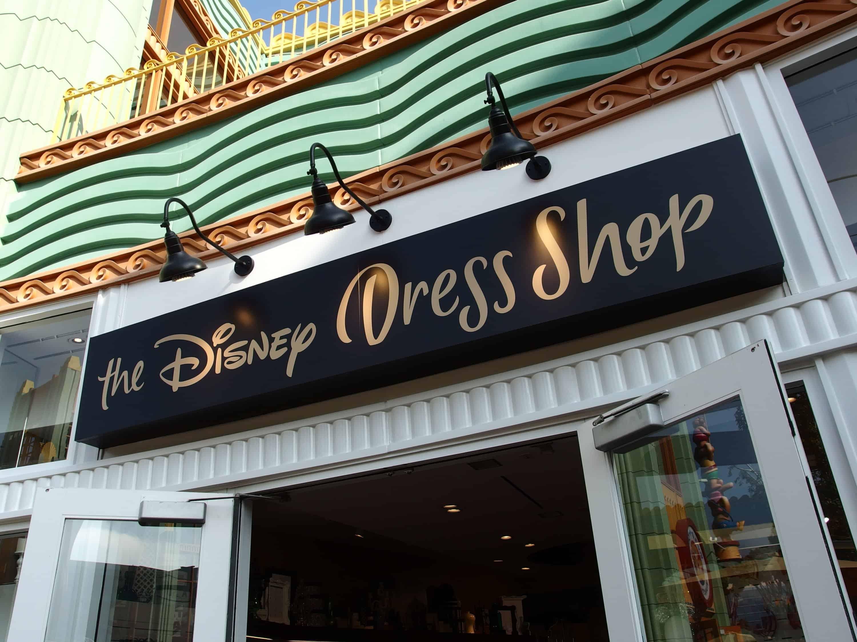 The Disney Dress Shop