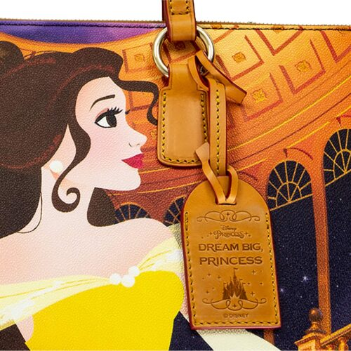 Beauty And The Beast Hang Tag
