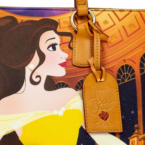 Beauty And The Beast Hang Tag (back)