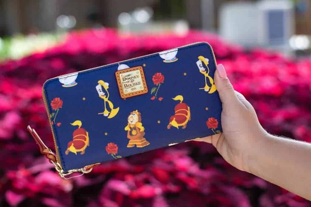 Beauty And The Beast 2019 Wallet