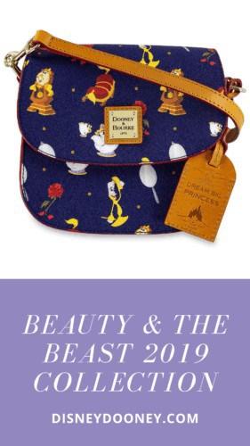 Beauty & The Beast 2019 Belle Tote Pinterest