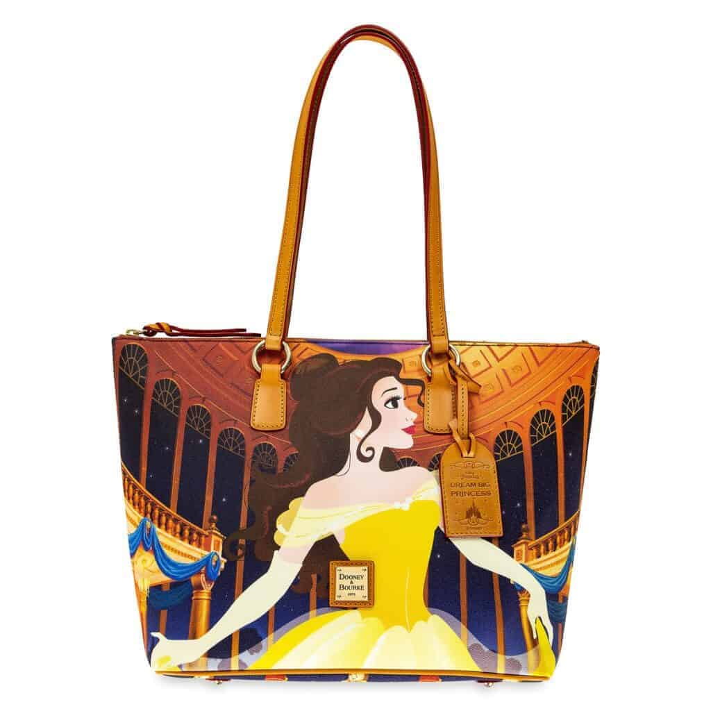 Belle Tote By Disney Dooney And Bourke