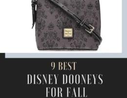 9 Best Fall Disney Dooneys