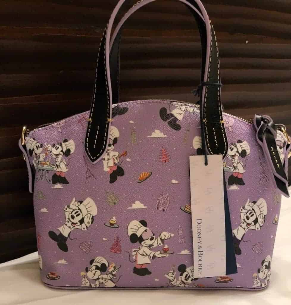 Food and Wine 2019 Annual Passholder Satchel (back)