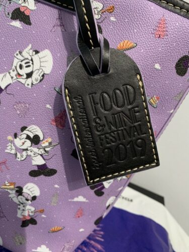 Food and Wine 2019 Tote (hangtag)
