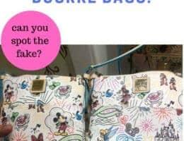 Pin me - Beware of Fake Disney Dooney & Bourke Bags