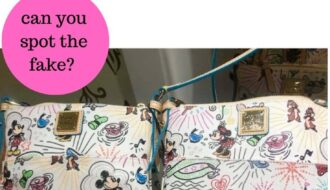 Pin me - Beware of Fake Disney Dooney & Bourke Bags