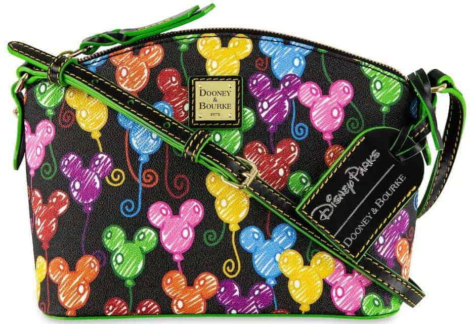 10th Anniversary Disney Dooney Bourke Crossbody