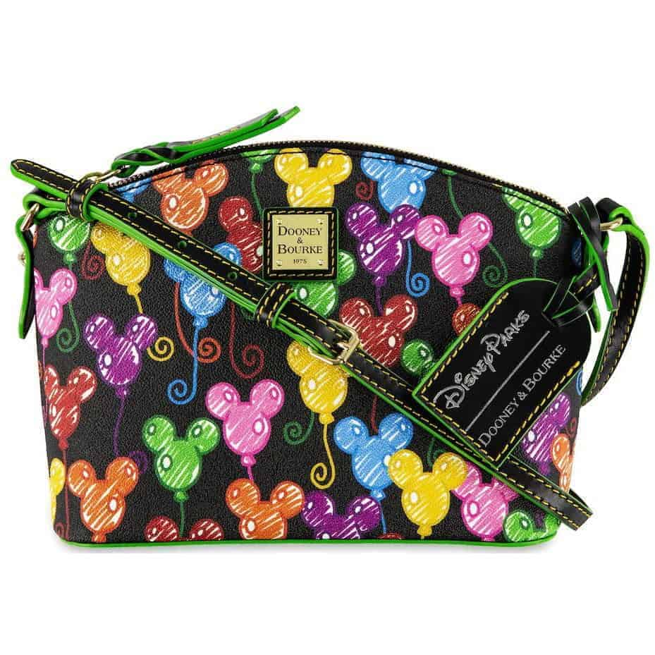 10th Anniversary Disney Dooney Bourke Crossbody Square