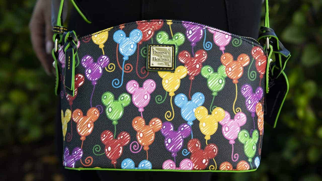 Mickey Mouse Balloons Crossbody Bag by Dooney & Bourke – 10th Anniversary