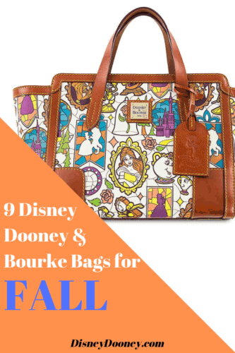 9 Disney Dooney & Bourke Bags for Fall