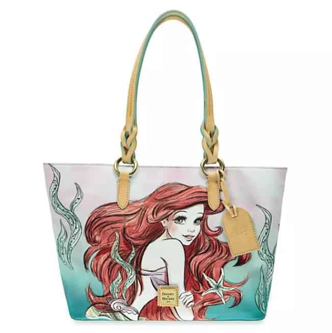 Little Mermaid Ariel Tote by Dooney & Bourke