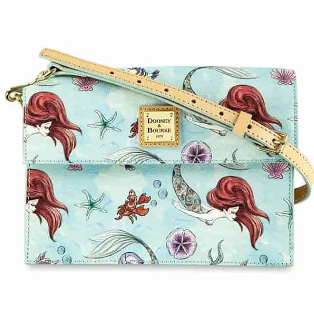 Little Mermaid Crossbody
