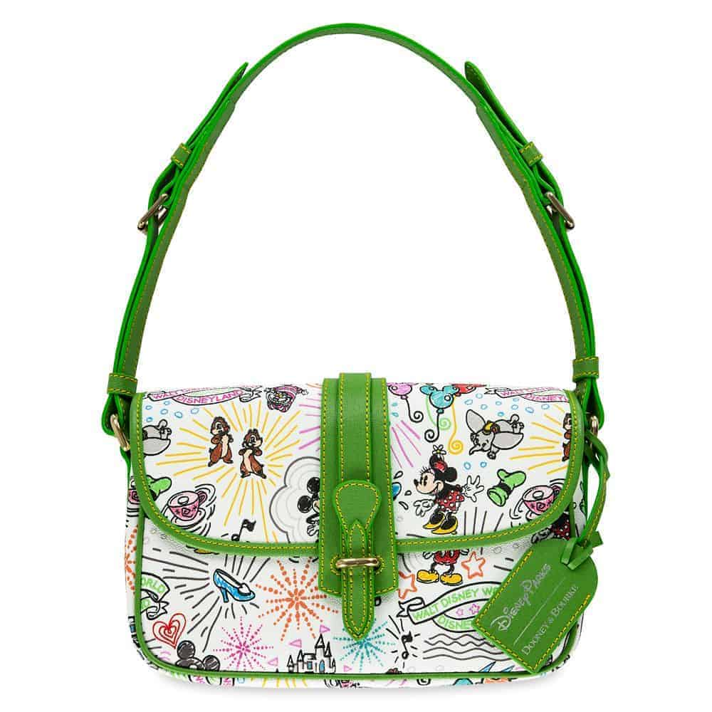 Disney Sketch 10th Anniversary Crossbody