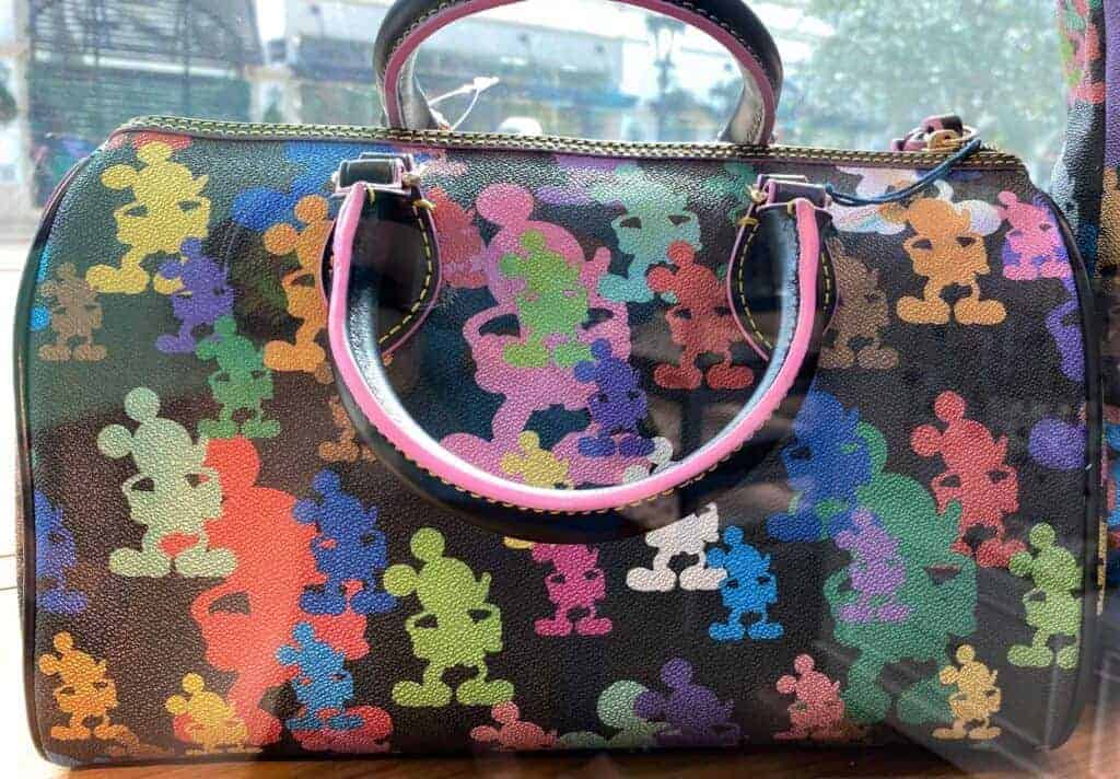 10th Anniversary Wonder Satchel back