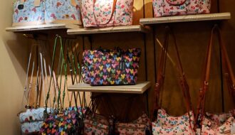 Disney Dooney & Bourke Bags at Disney Clothiers in Disneyland