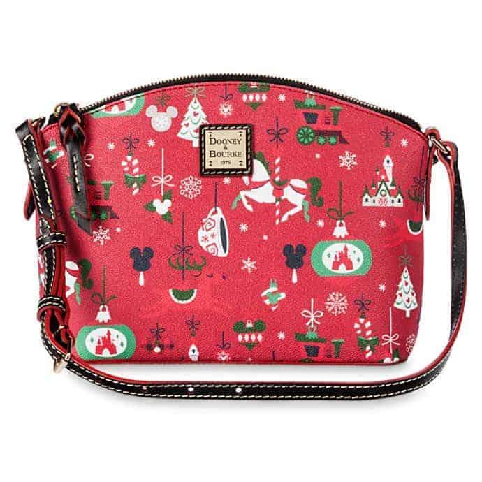 Disney Parks Holiday 2019 Crossbody Bag by Dooney & Bourke