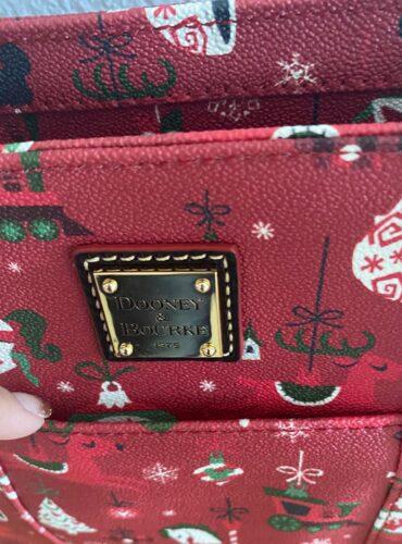 Christmas 2019 Passholder Small Tote Front Pocket