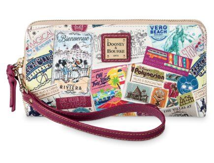 Disney Vacation Club Zip Wallet