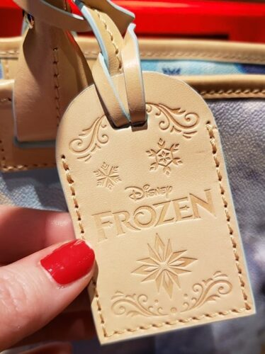 Frozen Collection Hang Tag by Dooney & Bourke
