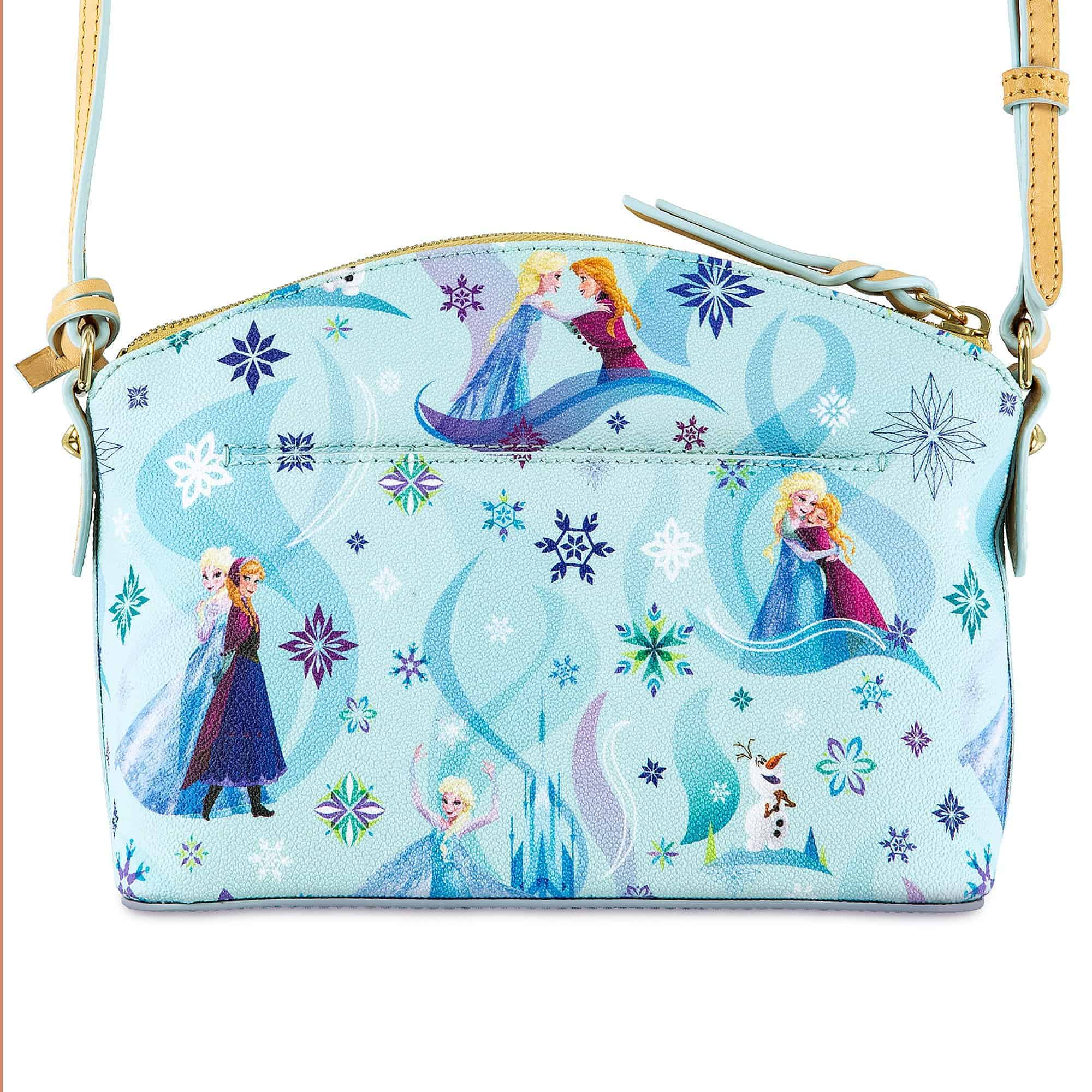 Frozen Crossbody (back) by Dooney and Bourke