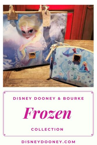 Pin me - Disney Dooney and Bourke Frozen Collection