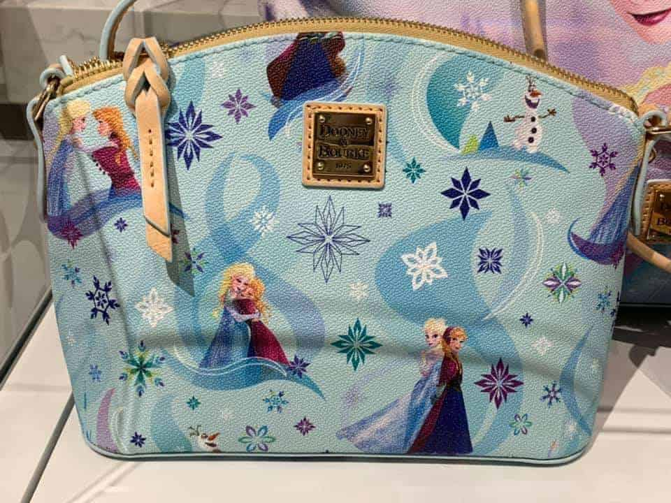 Disney's Frozen Satchel by Dooney & Bourke