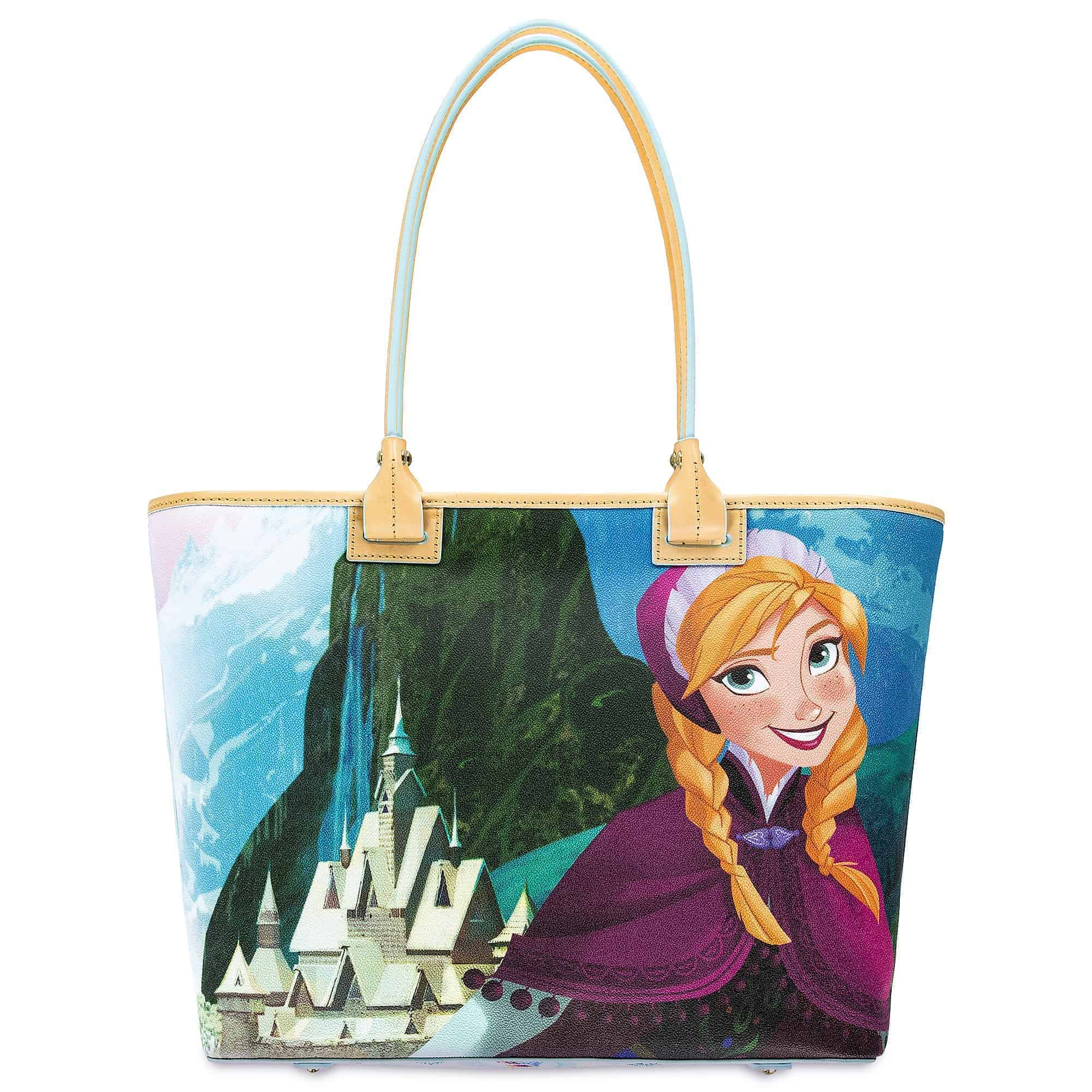 Frozen Tote (back) by Dooney & Bourke