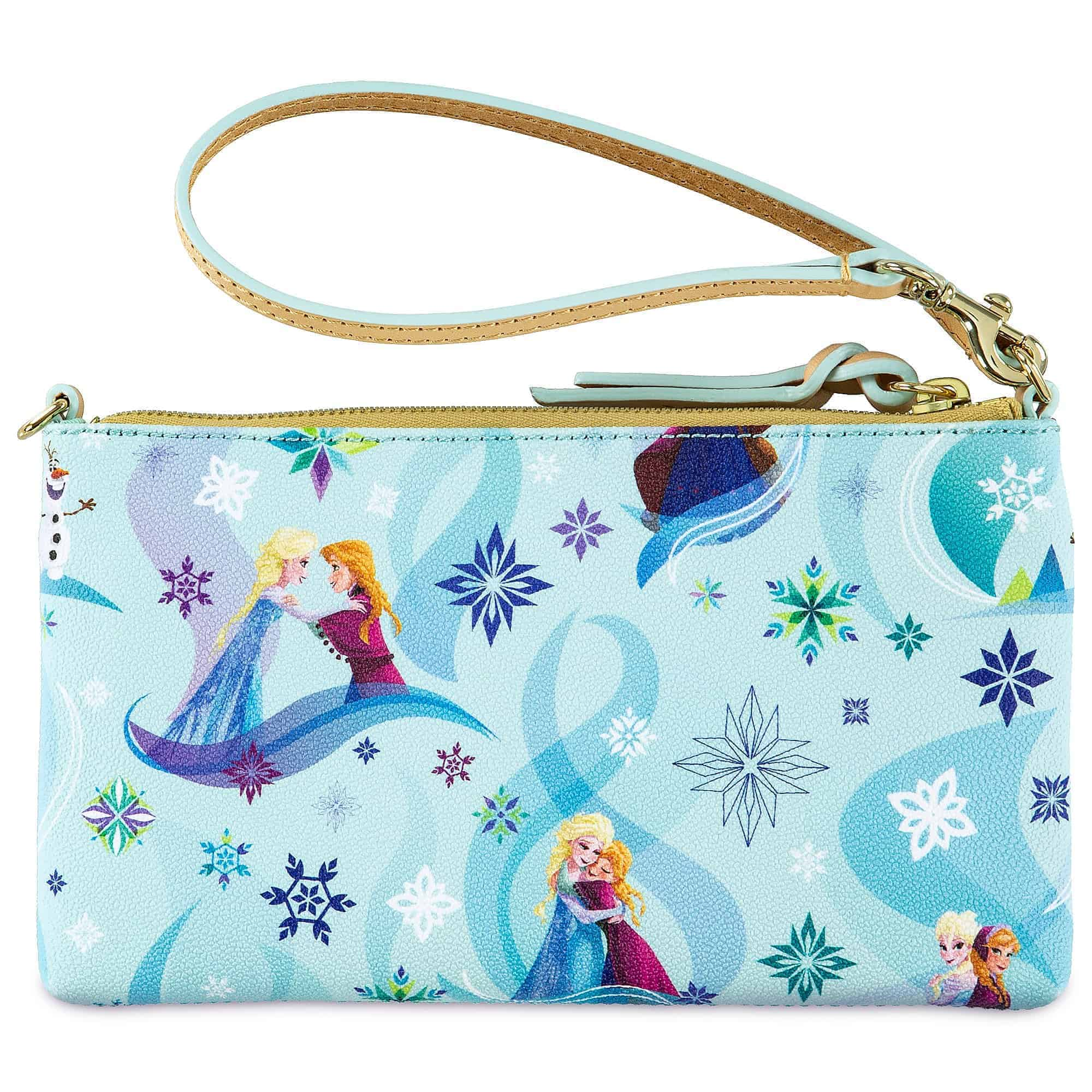 Frozen Pouch (back) by Dooney & Bourke
