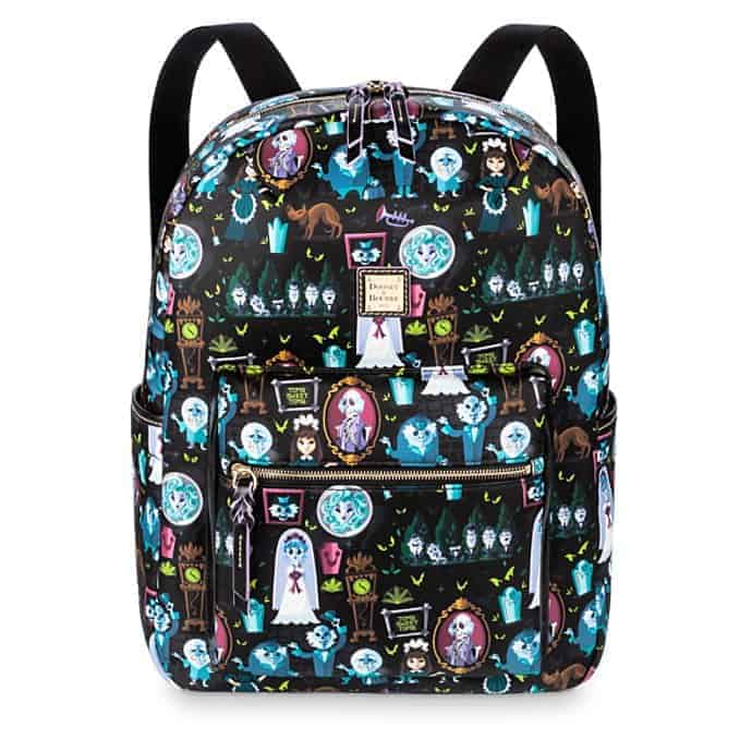 Haunted Mansion Backpack by Dooney and Bourke
