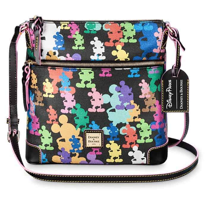 Mickey Mouse Letter Carrier by Dooney & Bourke – 10th Anniversary