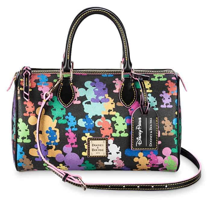 Mickey Mouse Satchelby Dooney & Bourke – 10th Anniversary