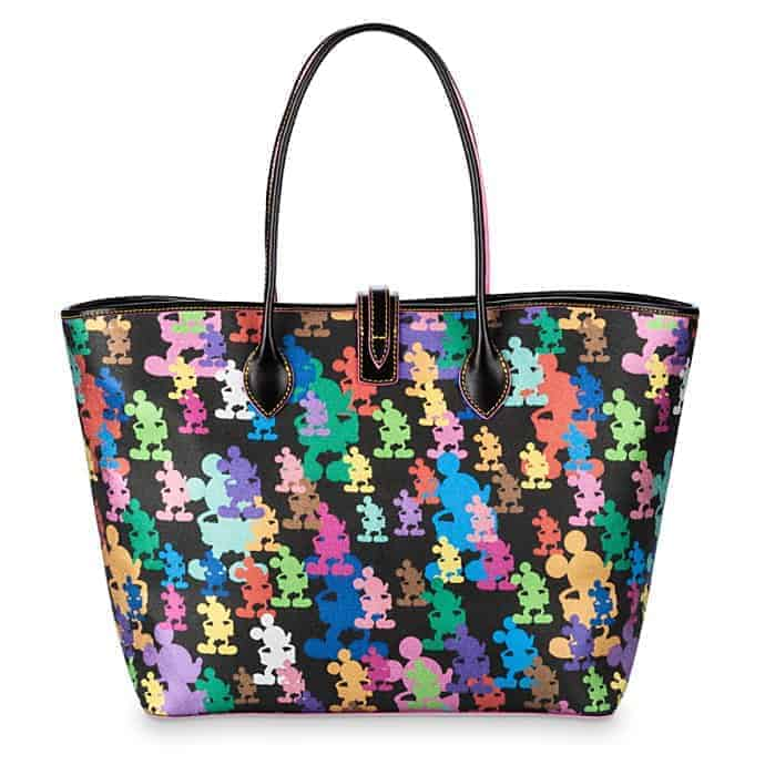 Mickey Mouse Tote(back) by Dooney & Bourke – 10th Anniversary