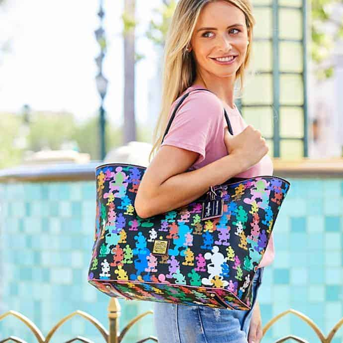 Mickey Mouse Tote by Dooney & Bourke – 10th Anniversary