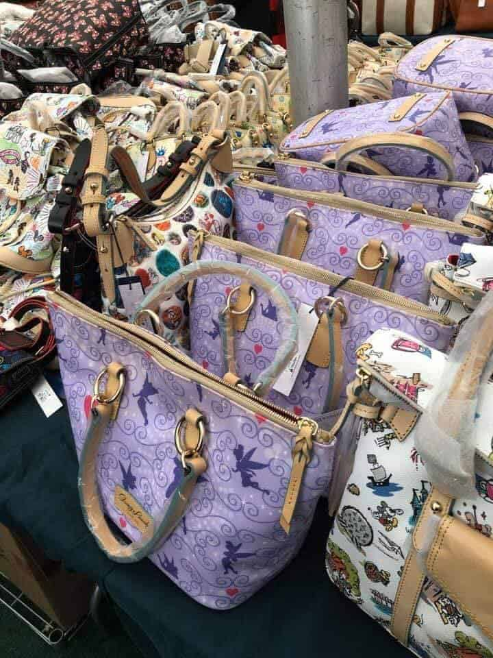 2019 Dooney & Bourke Tent Sale