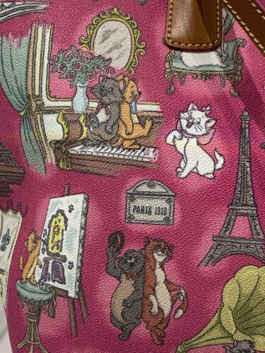 Aristocats Collection (close up) by Dooney & Bourke