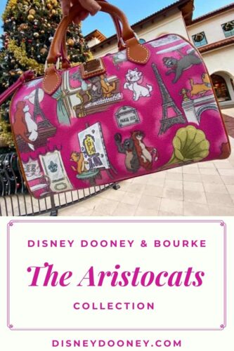Pin me - Disney Dooney and Bourke Aristocats Collection