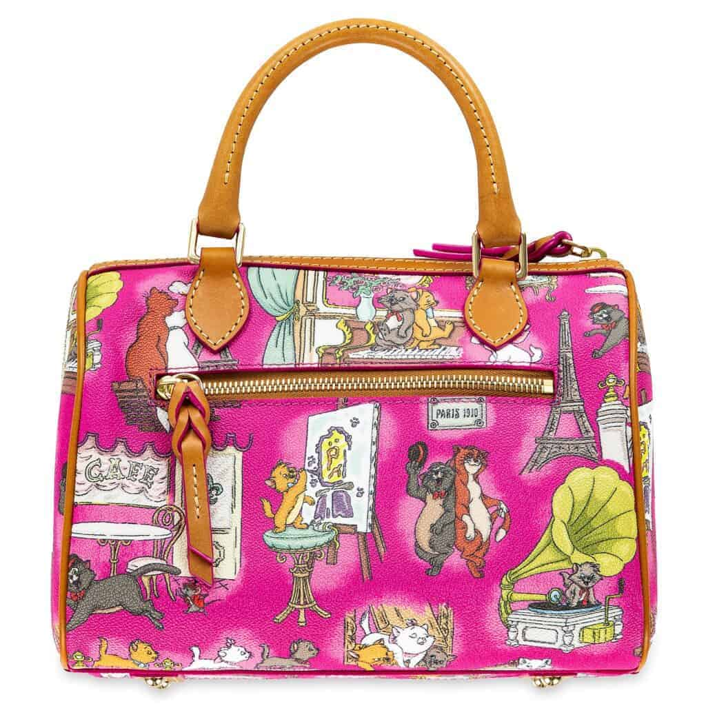 Aristocats Satchel (back) by Dooney & Bourke